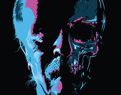 John Carpenter Live Gig Poster