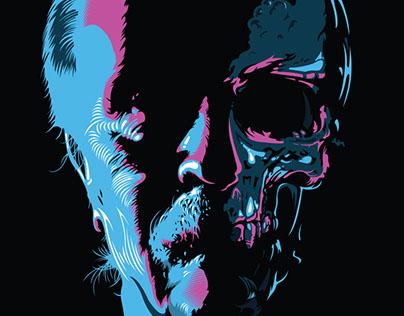 John Carpenter Live Gig Poster
