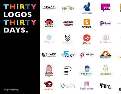 Thirty Logos Thirty Days Challenge