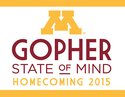 College of Pharmacy Gopher Reunion Postcard