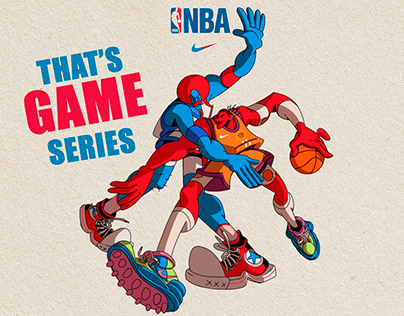 NBA - That's Game Series