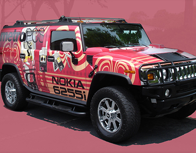 Nokia Hummer Wrap