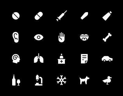 Mira. Pharmaceutical pictogram system