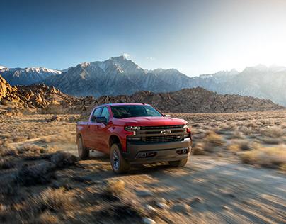 Chevrolet Silverado CGI