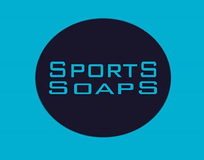 Embalagens Sabonetes Sports Soaps