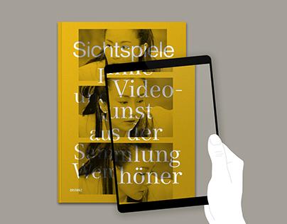 Sammlung Wemhöner – Sichtspiele (Book)