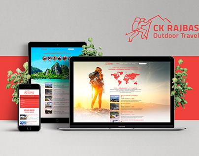 CK Rajbas Joomla website