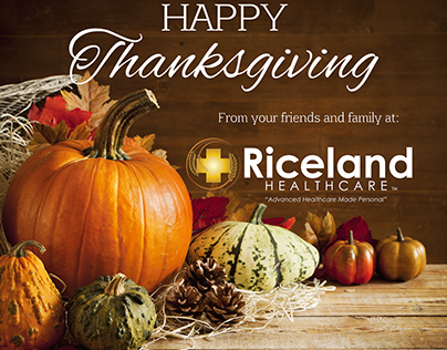 Thanksgiving Ad-Riceland