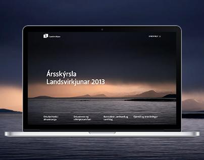 Landsvirkjun - Annual Report (2014)