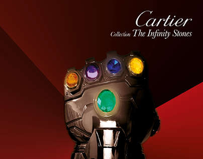 Cartier by Thanos