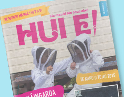 Hui E! Issue 2 – 2015