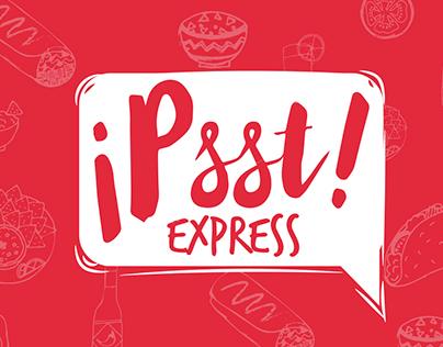 PSST Express food