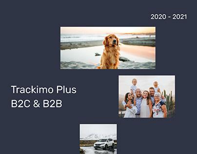Trackimo Plus B2C & B2B