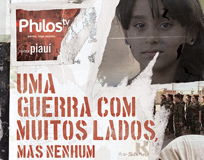 Philos | Anúncio revista Piauí