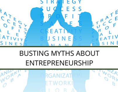 Busting Myths About Entrepreneurship | Cameron Forni