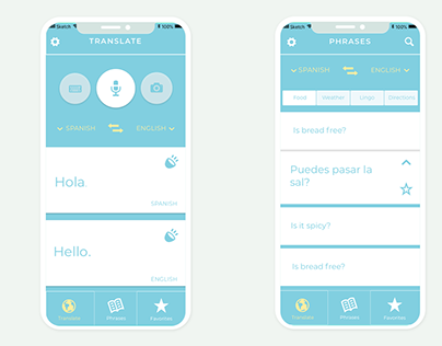Native Translation App Student Brief