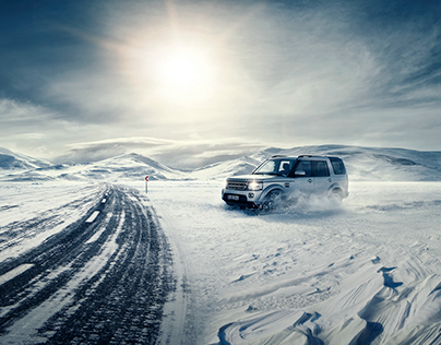 Land Rover Discovery_snowLand