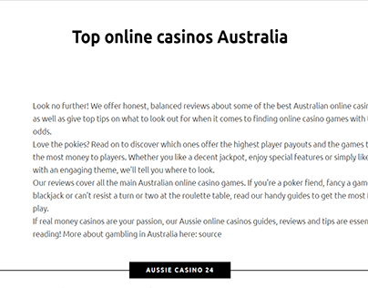 Features of marketing in the gambling industry