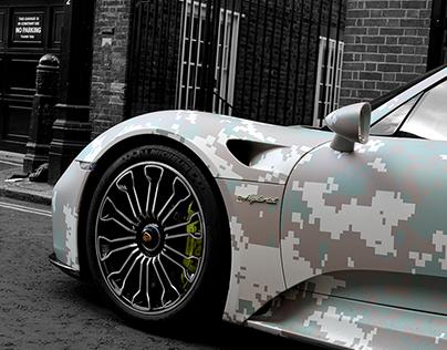 Cars of London