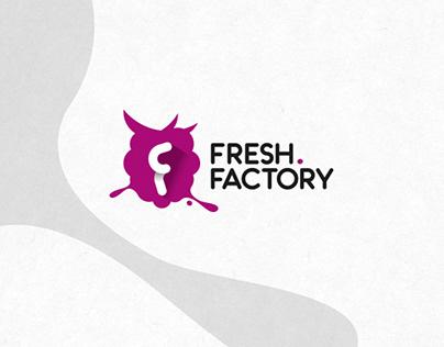 "Logotype ""Fresh Factory"""