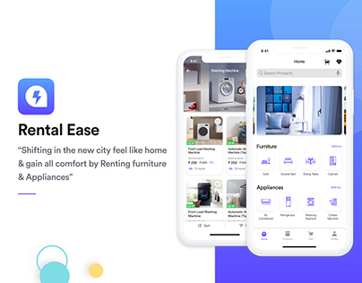 Rental Ease iOS Case Study