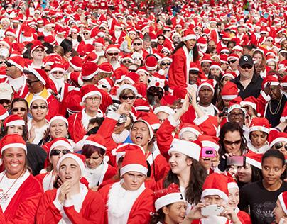 Christmas In America: Happy Birthday, Jesus