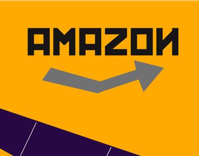 Amazon advertising posters