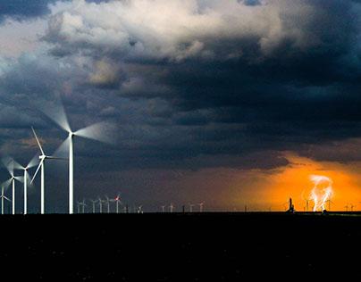 Renewable Energy in Nature