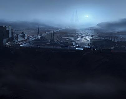 MARS - Transit station