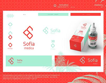 Sofia Medica Logo & Brand Design