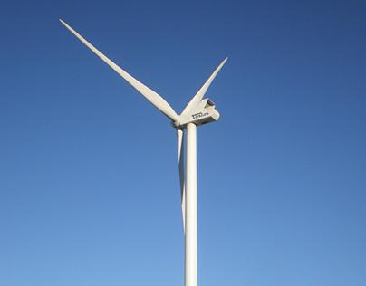 Wind farm OGORJE, Croatia