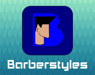 Barberstyles App Mockup