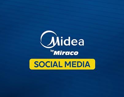 Midea social media campaigns