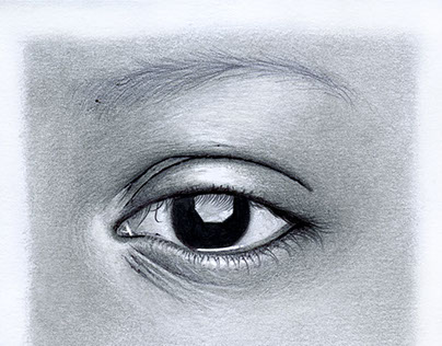 How to Draw the Human Eye