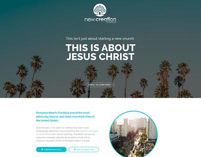 New Creation Church