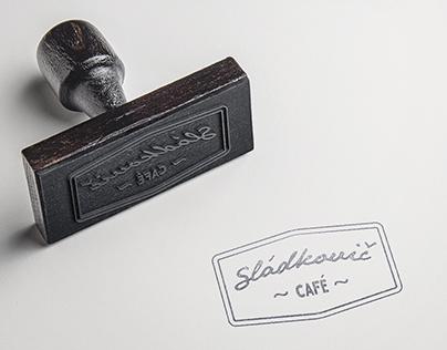 Sládkovič Café - brand identity