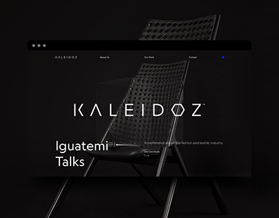 Kaleidoz™ Design Website