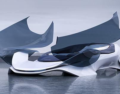 Jaguar Manta Concept