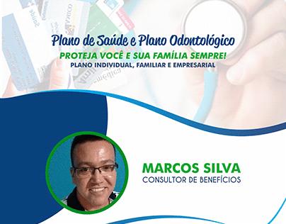 Cartão Interativo Marcos Silva