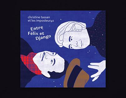 Entre Félix et Django