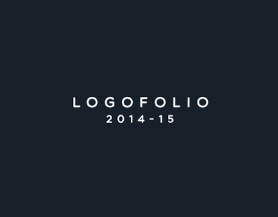 Logofolio 2014 - 15