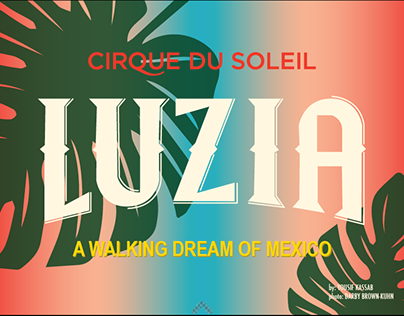 Luzia - South Bay Pulse