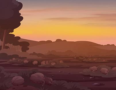 Wild Kratts Season 5 (2016) Backgrounds