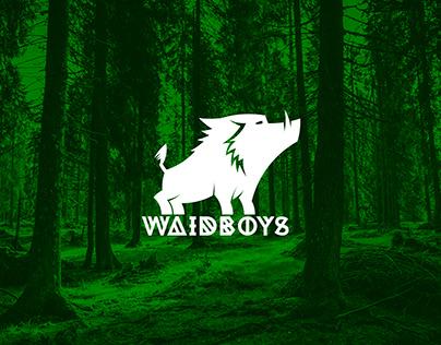 WAIDBOYS Logo Design