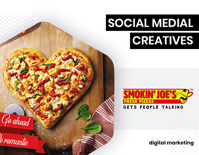 Social Media - Smokin' Joe's by BrandzGarage