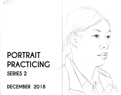 2018. December , Army sketching book 02