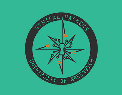 Ethical Hackers society - Visual identity