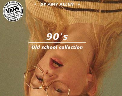 Vans - 90's Old School Collection