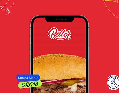 Better Craft Food - Social Media Package