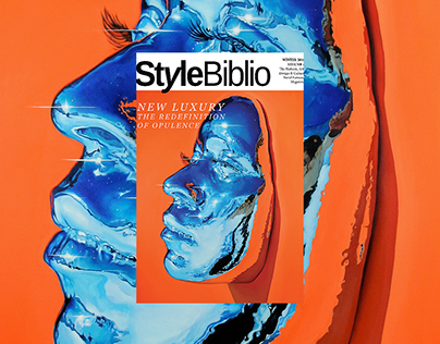 The New Luxury Issue - Style Biblio Magazine
